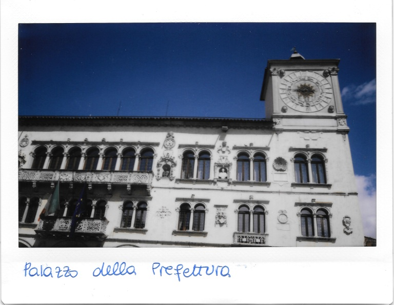 Belluno Palazzo della prefettura