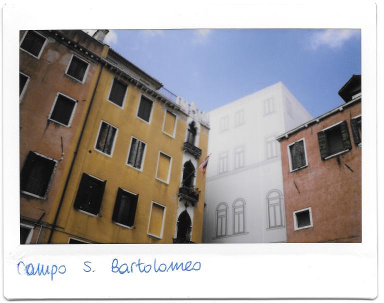 Venezia Campo s Bartolomes
