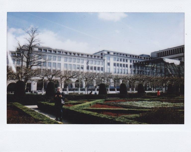 Brussels Aukse Garden