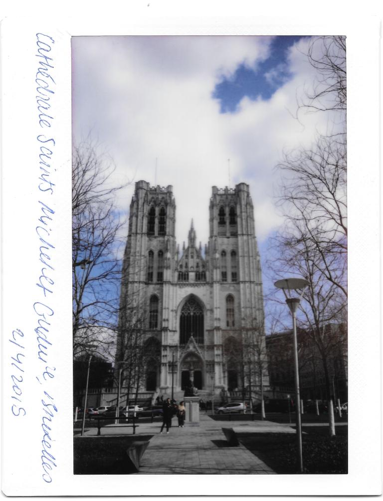 Brussels Cathedrale