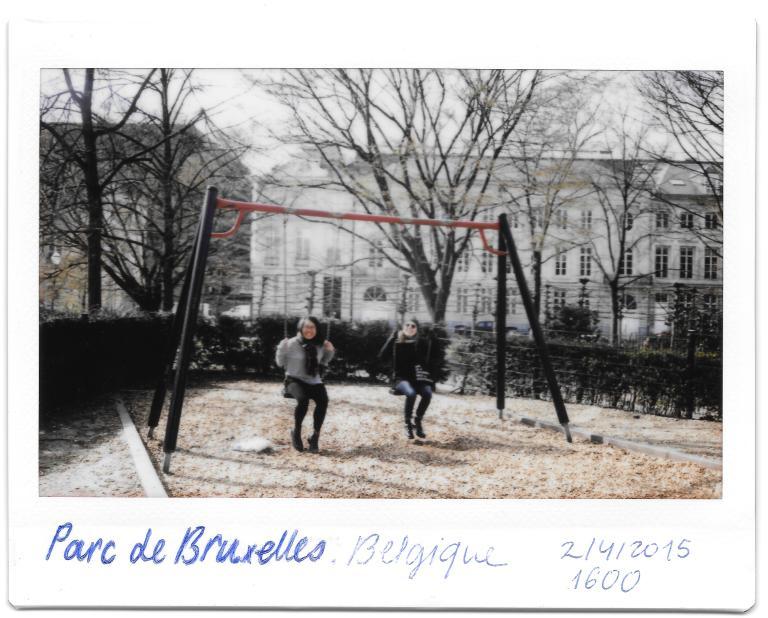 Brussels Parc de Bruxelles