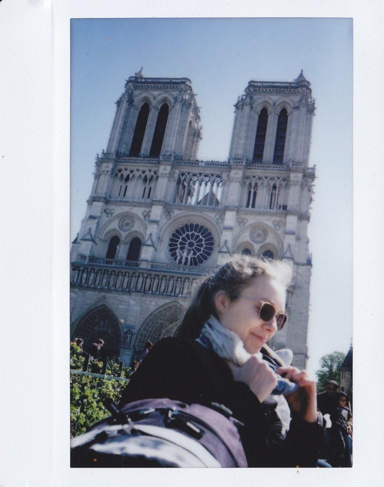 Paris Aukse Notre Dame