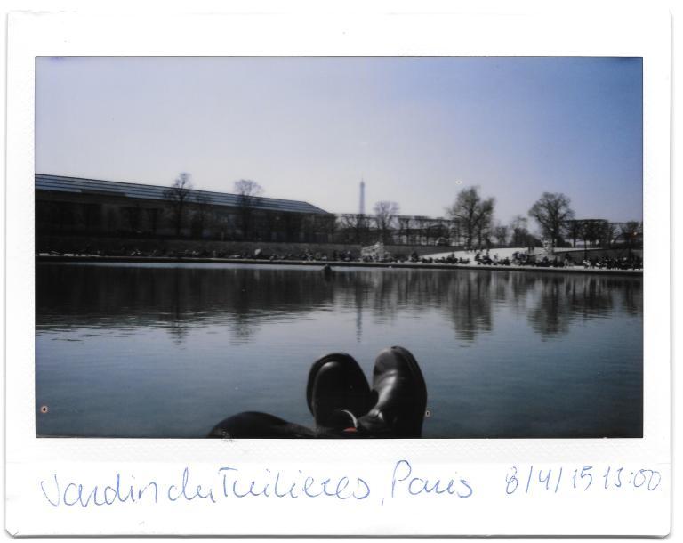 Paris Jardin de Tuileries