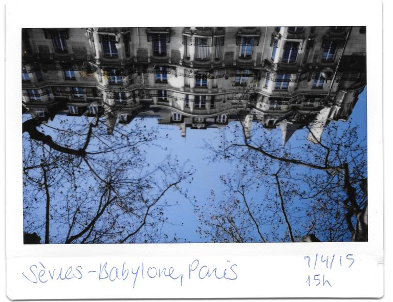 Paris Sevres Babylone