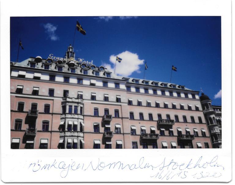 Stockholm Scandic Hotel