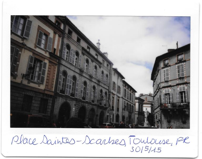 Toulouse Place St Scarbes