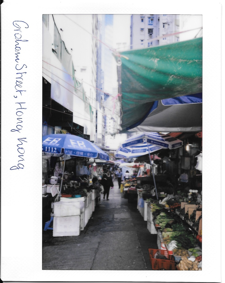Central Graham Street Market