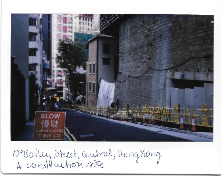 Central Victoria Prison Construction