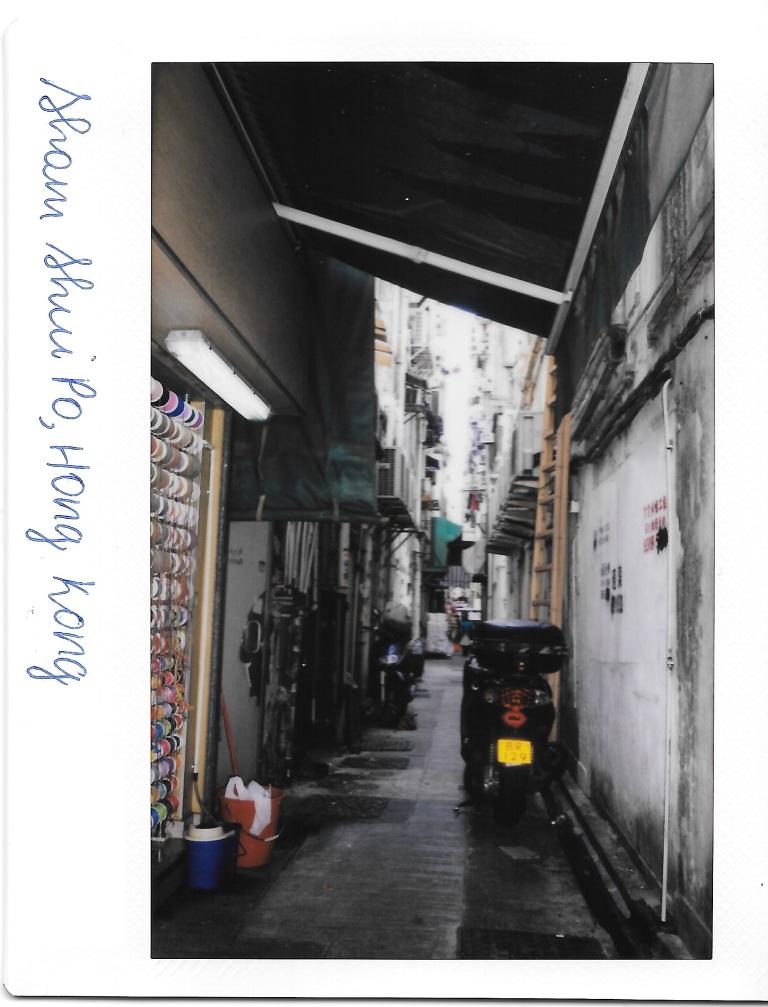 SSP Back alley