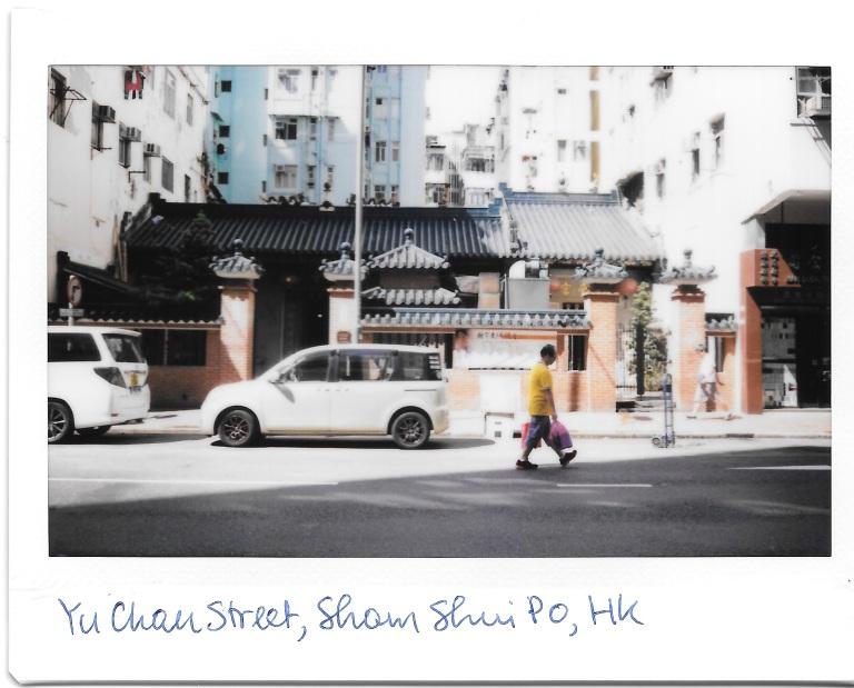 SSP Yu Chau Street