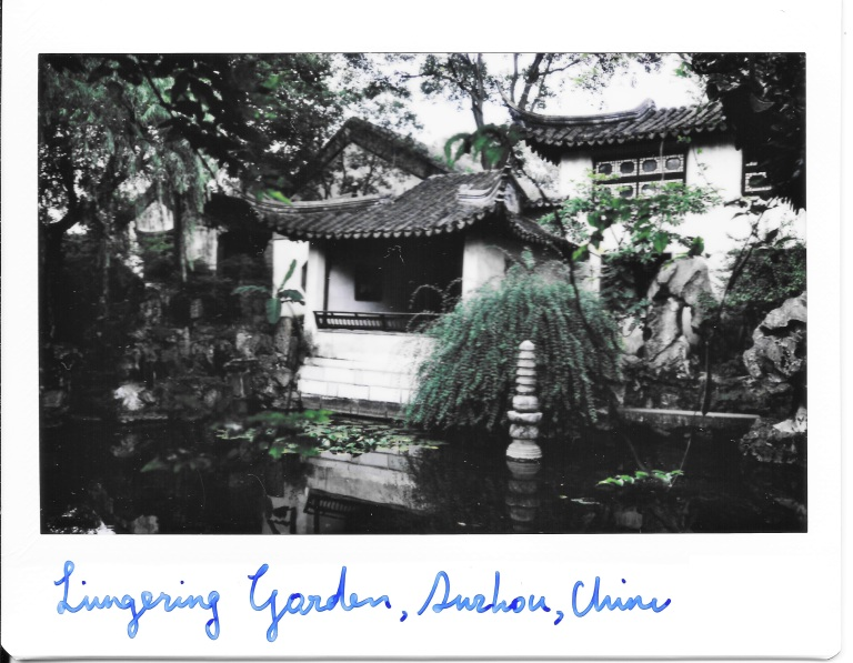 Suzhou Lingering Garden 3