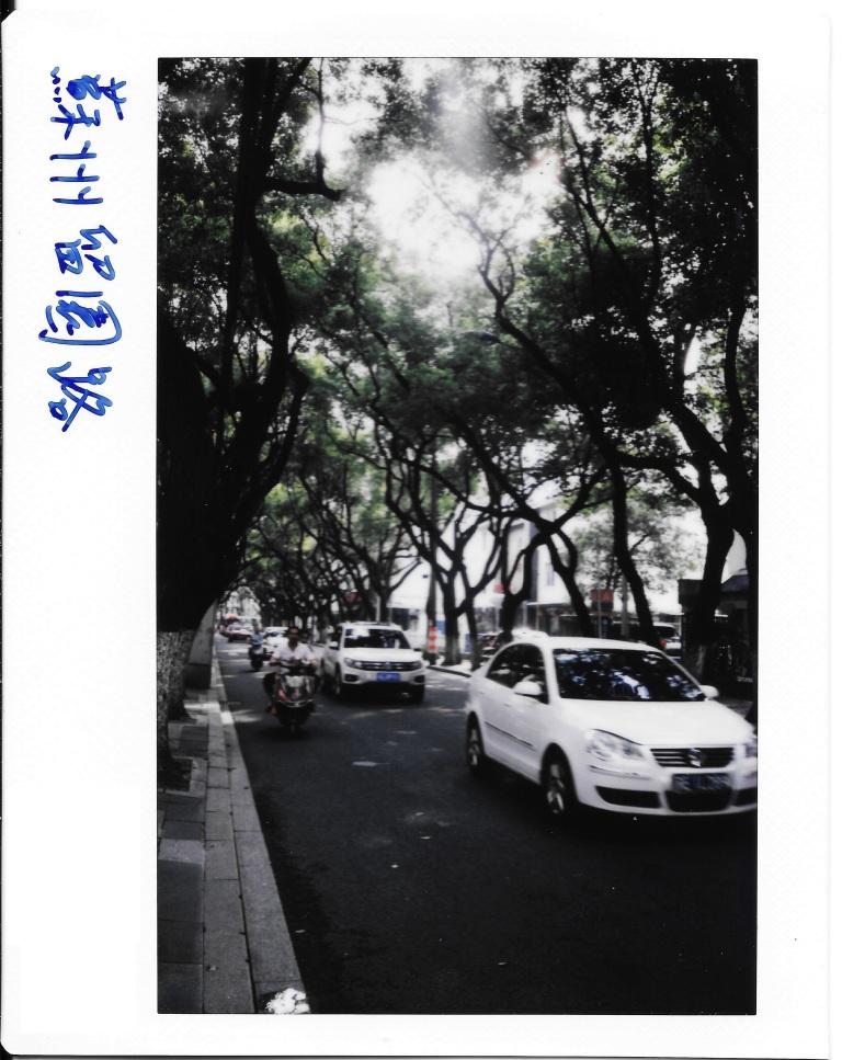 Suzhou Lingering Garden Road