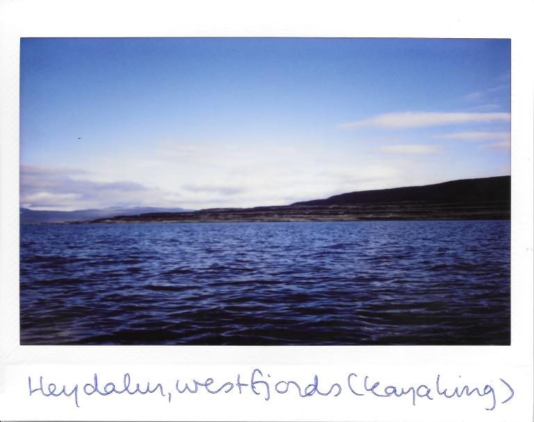 Heydalur Kayaking 3