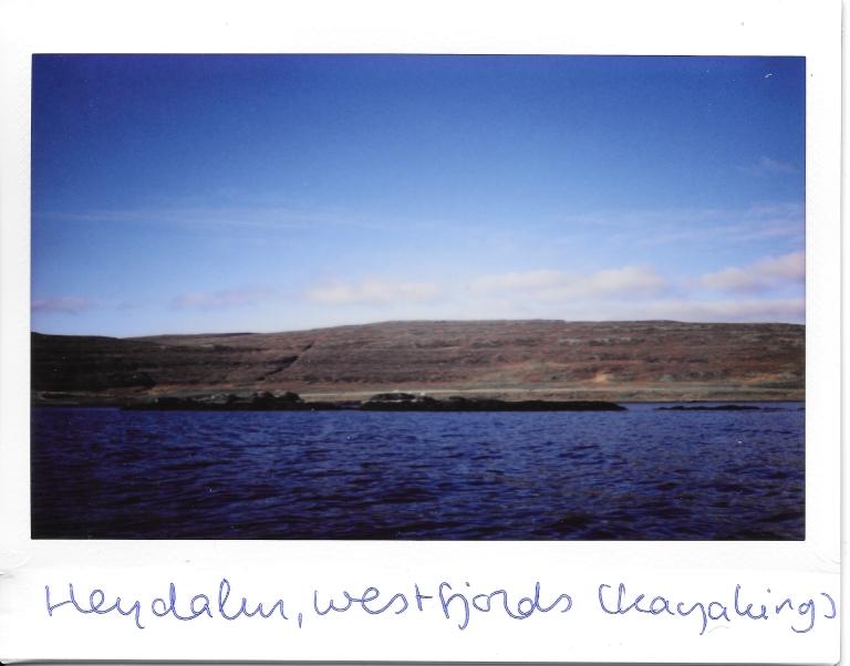 Heydalur Kayaking 4