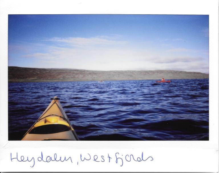 Heydalur Kayaking Kayak