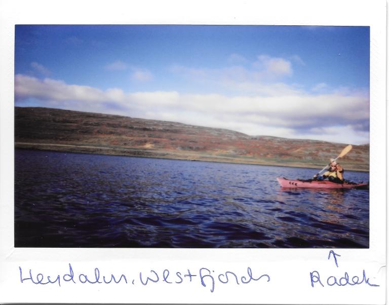 Heydalur Kayaking Radek