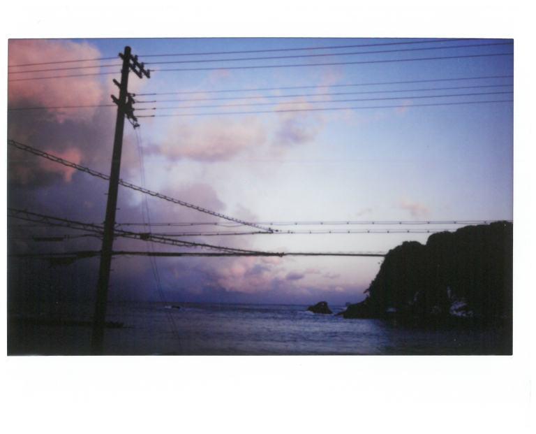 Shibata sou sunset