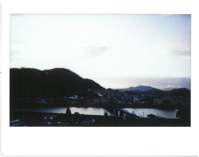 Sunset Ayabe